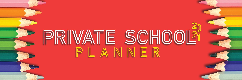 Crain's Private School Planner 2020